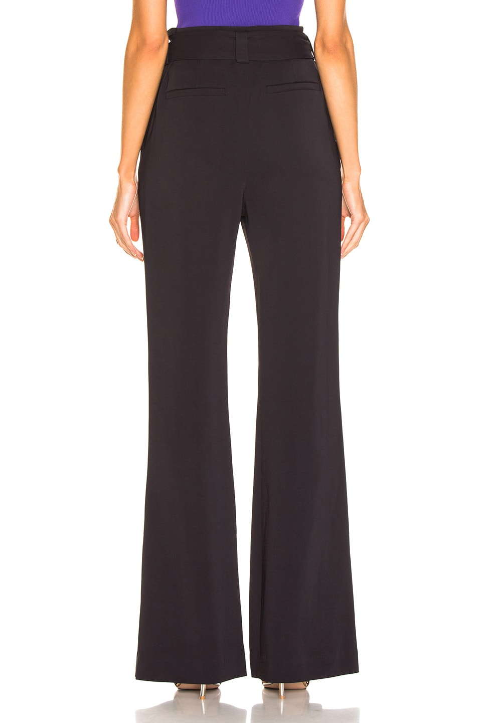 Image 3 of A.L.C. Warner Pant in Dark Navy