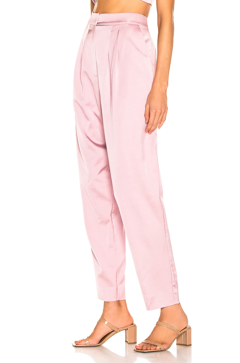 Image 3 of A.L.C. Lennox Pant in Dusty Rose