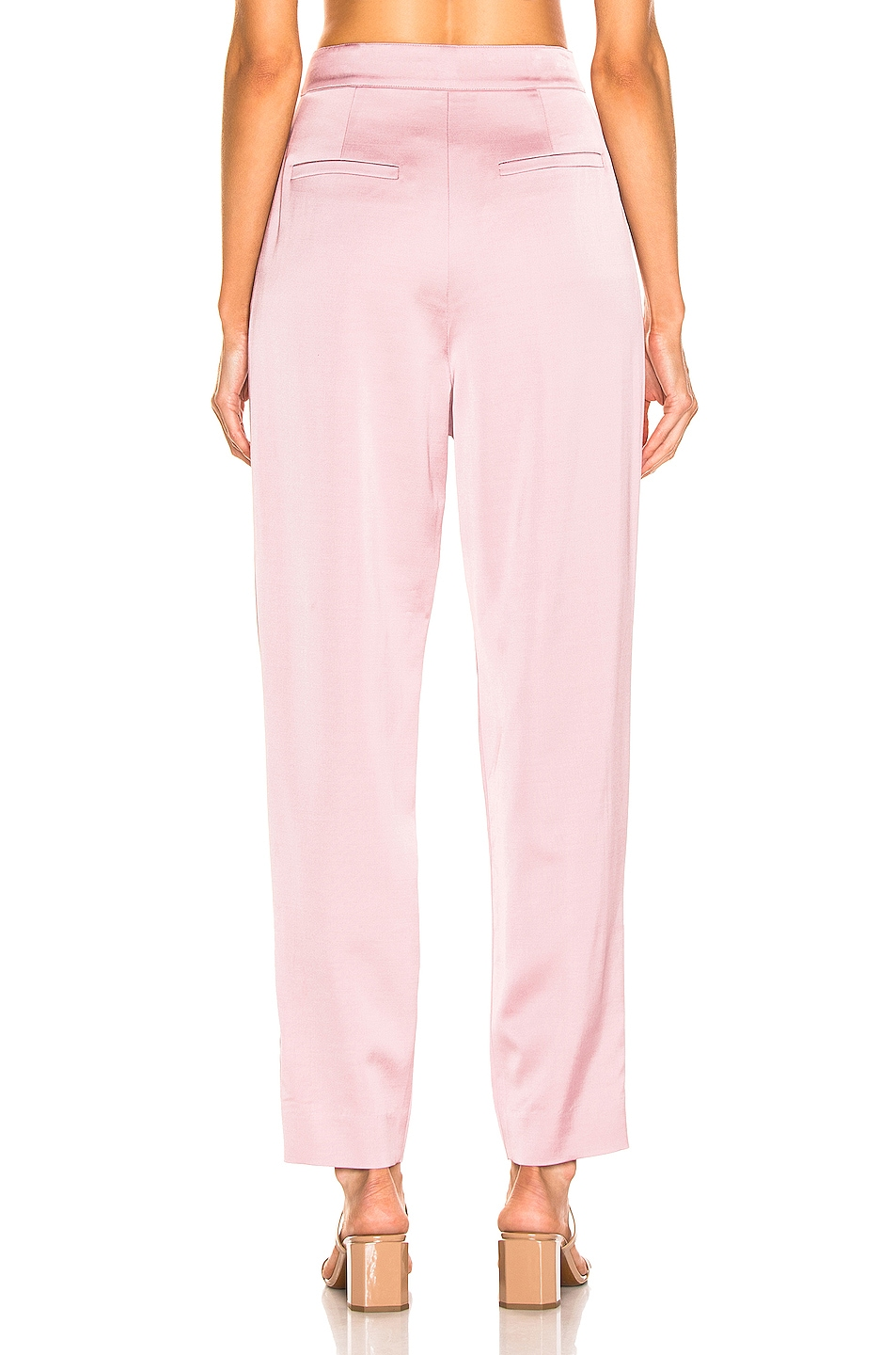 Image 4 of A.L.C. Lennox Pant in Dusty Rose