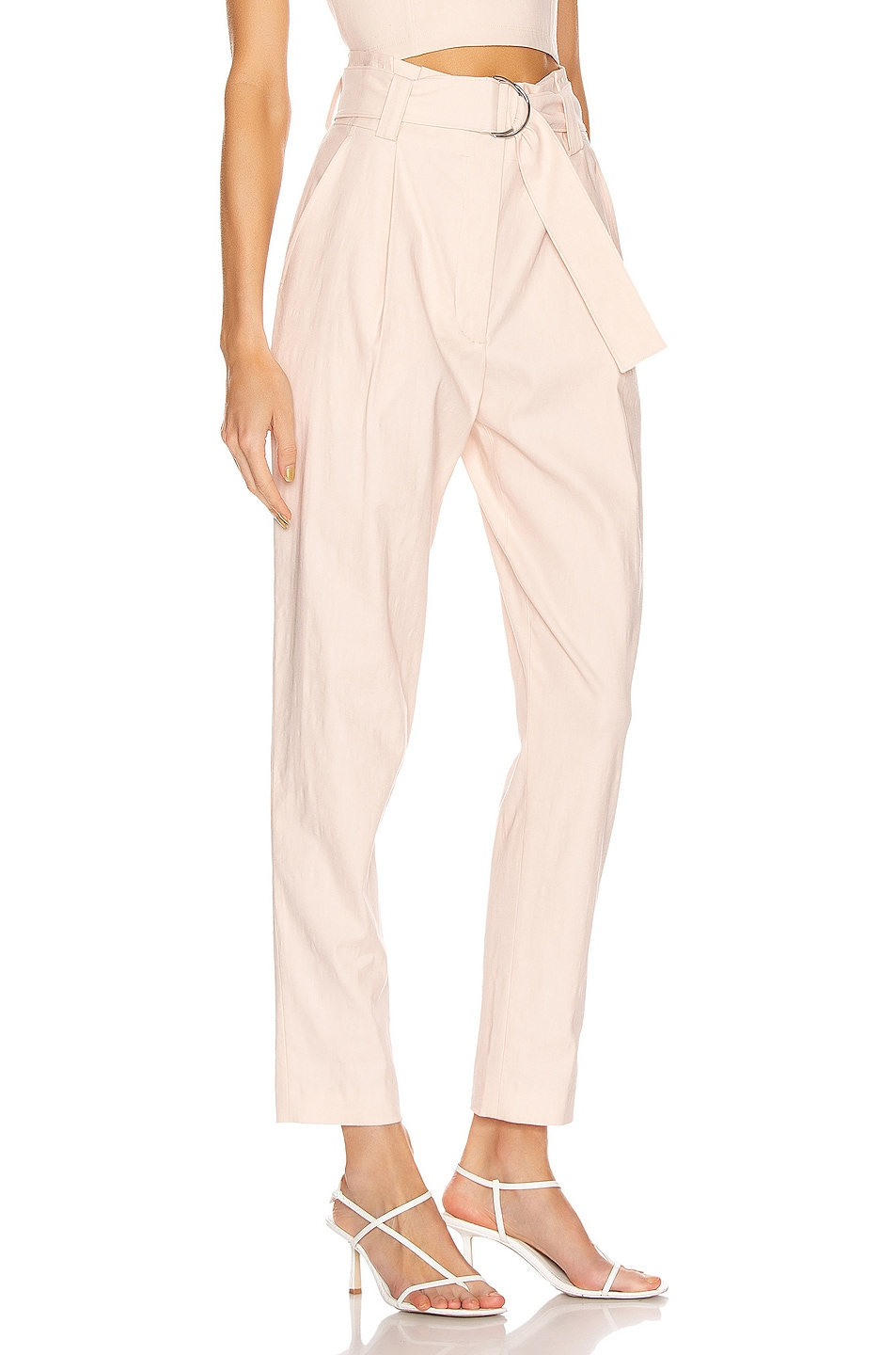 Image 2 of A.L.C. Diego Pant in Buttercup
