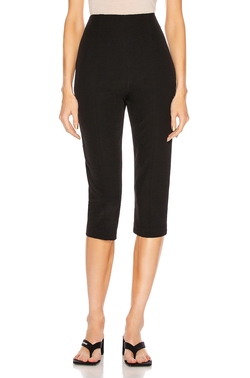 Image 1 of A.L.C. Skyler Pant in Black