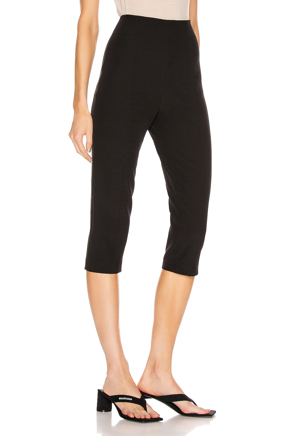 Image 2 of A.L.C. Skyler Pant in Black
