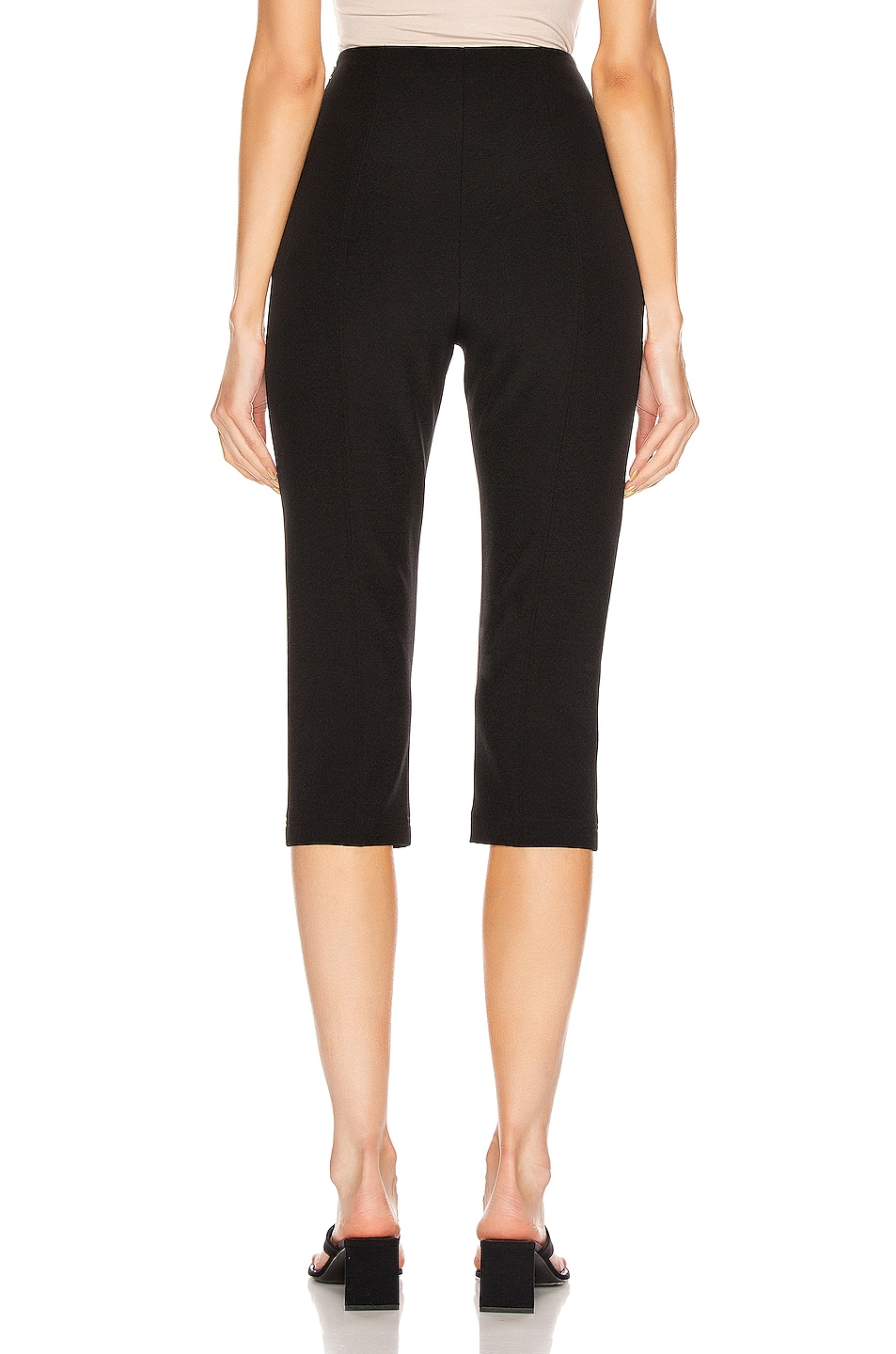 Image 3 of A.L.C. Skyler Pant in Black