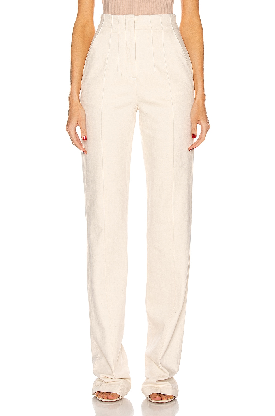 Image 1 of A.L.C. Ennis Pant in Natural