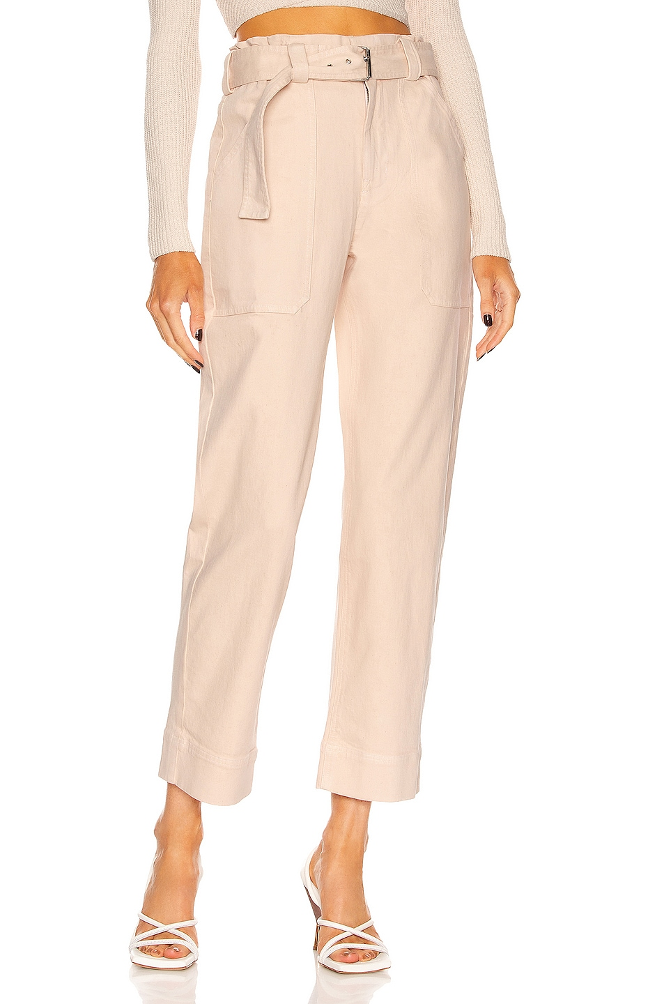 Image 1 of A.L.C. Flynn Pant in Pink Tint