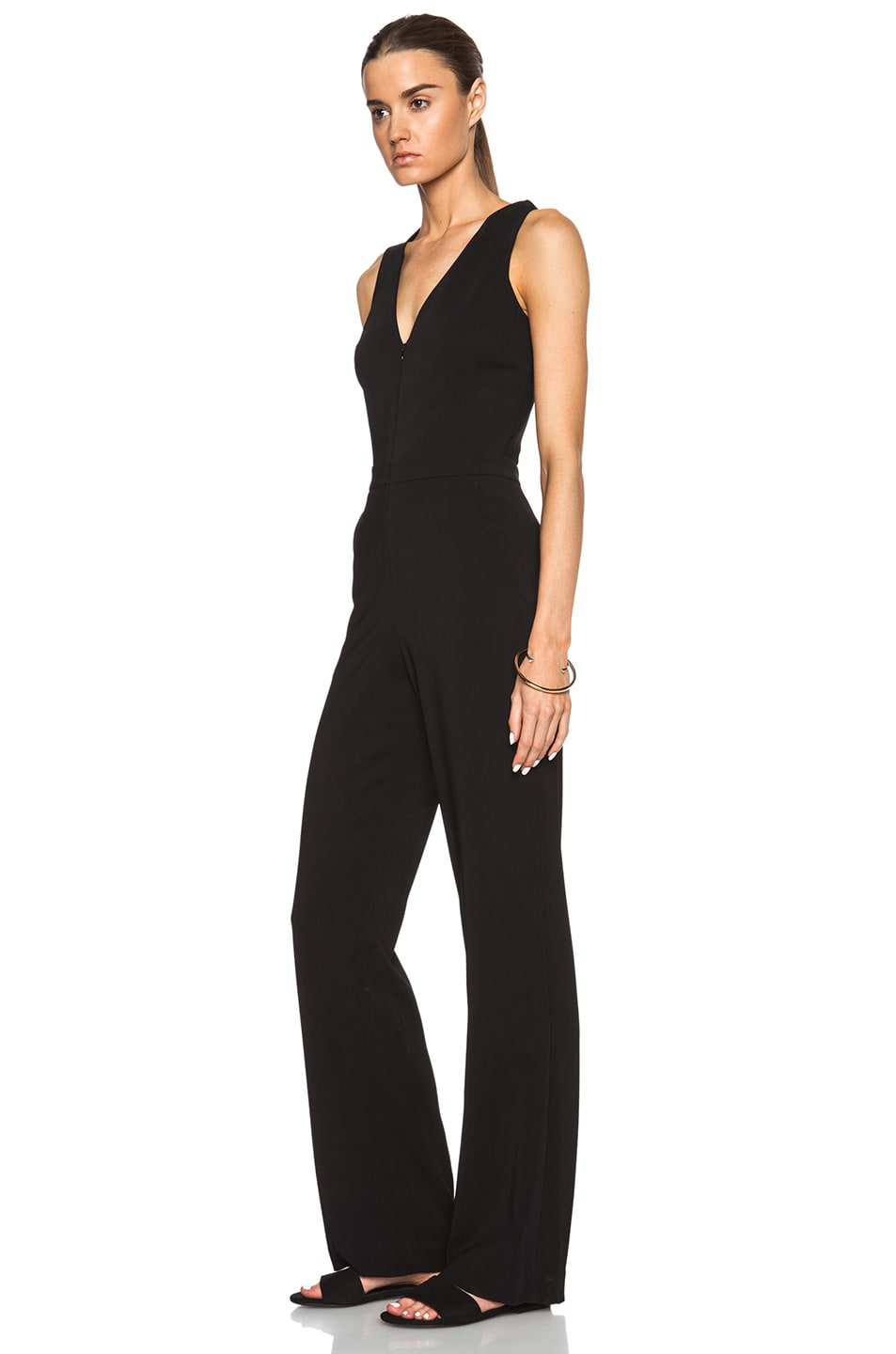 ba7cfcd0c92f Image 2 of A.L.C. Luree Jumpsuit in Black