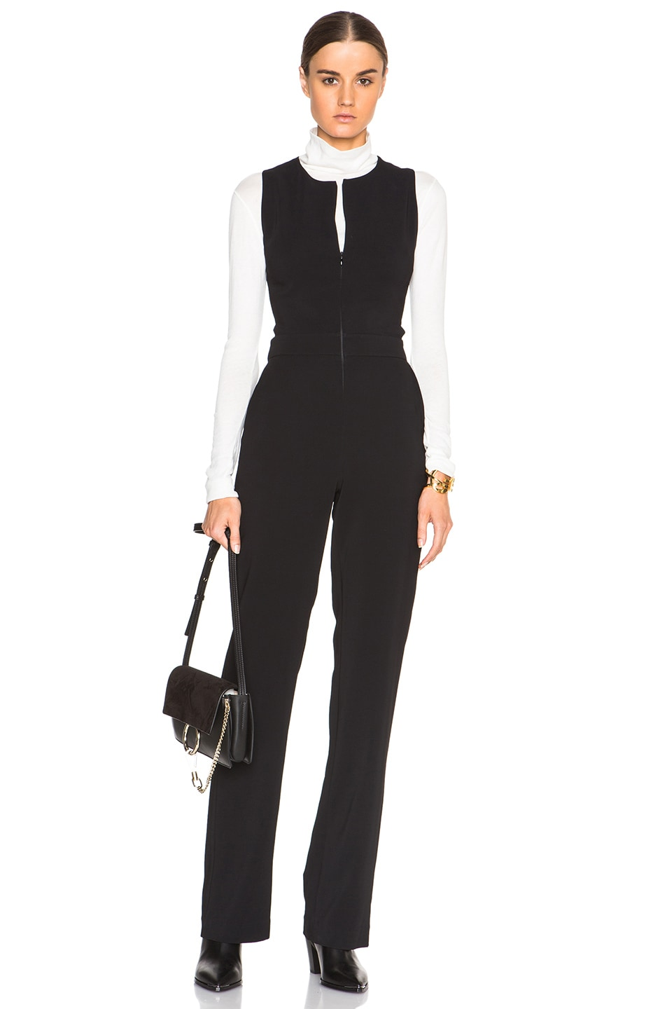 Image 5 of A.L.C. Andrea Jumpsuit in Black