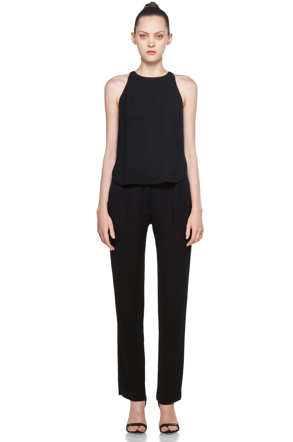 Image 1 of A.L.C. Joanna Jumpsuit in Black