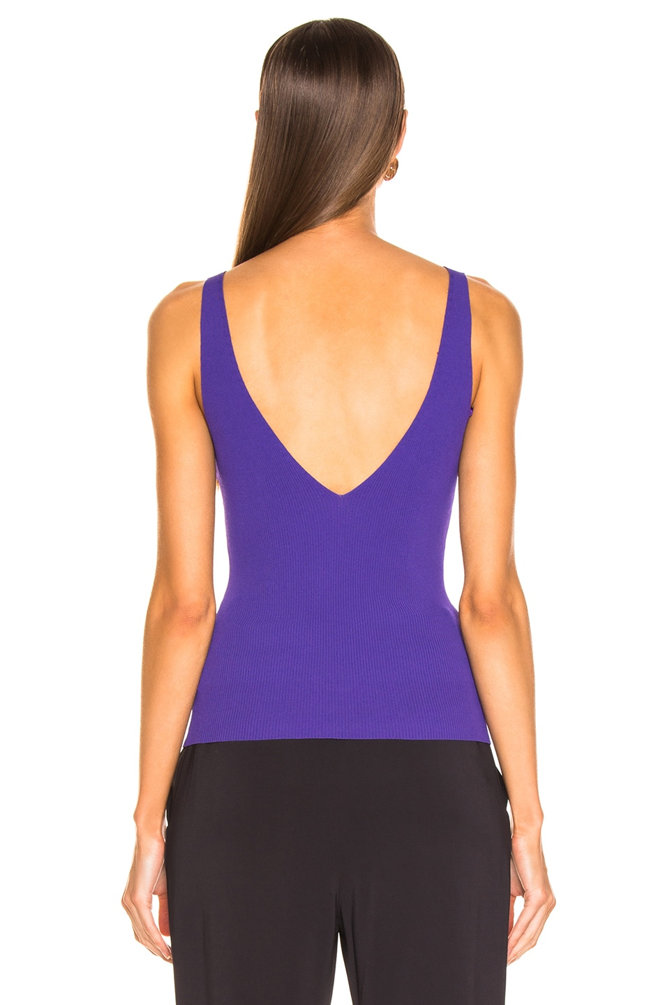 Image 3 of A.L.C. Monrow Top in Grape