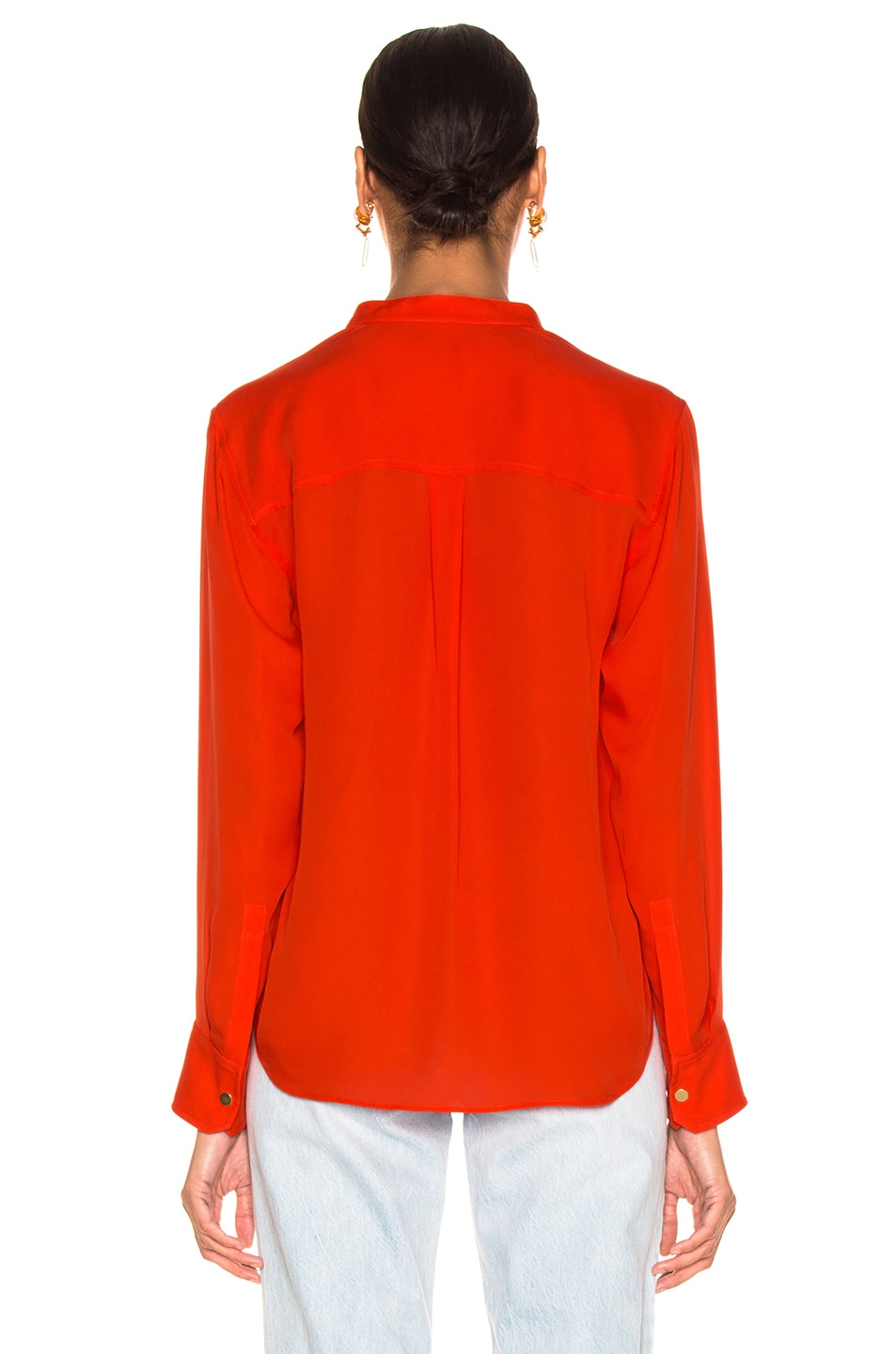 Image 3 of A.L.C. Luca Top in Poppy