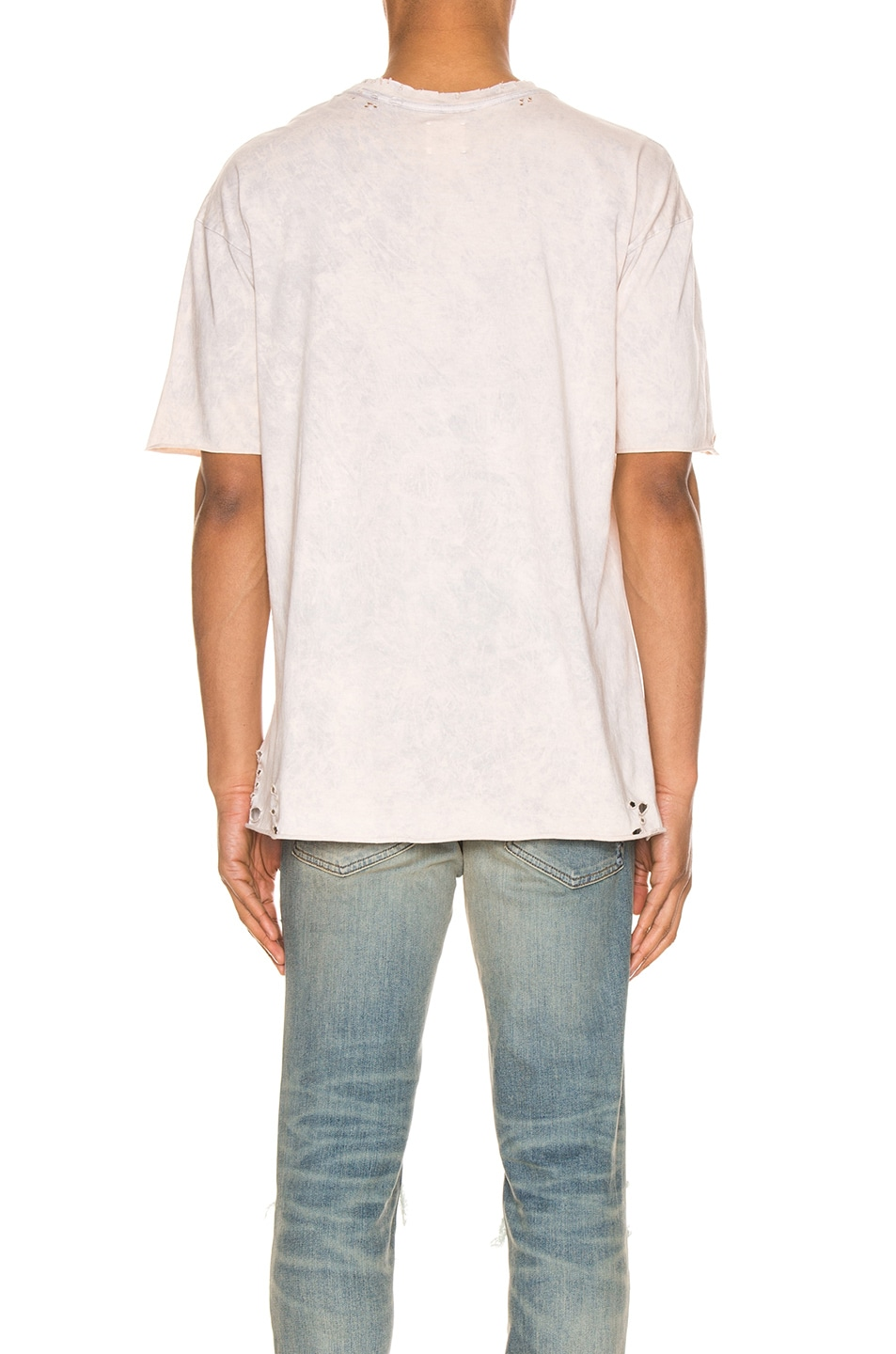 Image 3 of Alchemist x Guess Tee in Dirty Cream