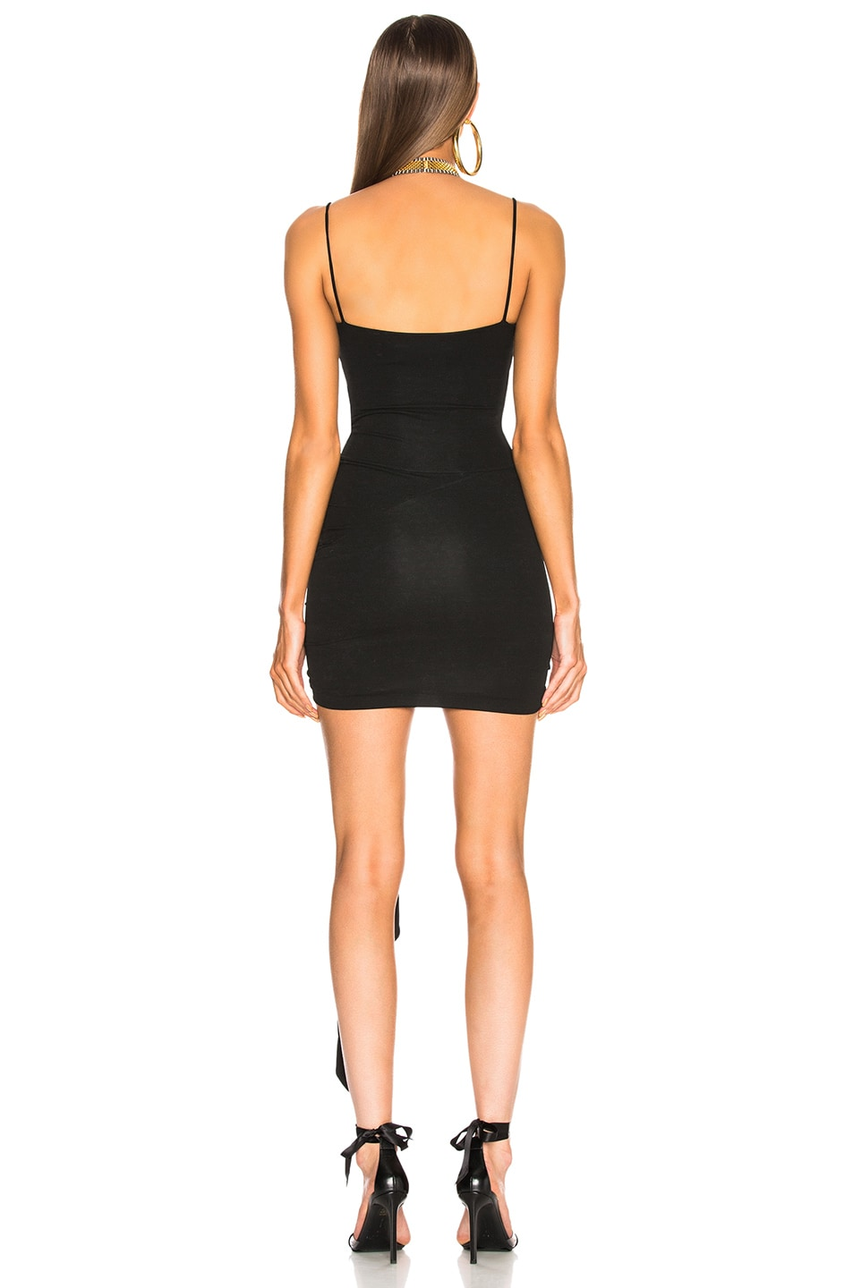 Image 4 of Alexandre Vauthier Bodycon Dress in Black