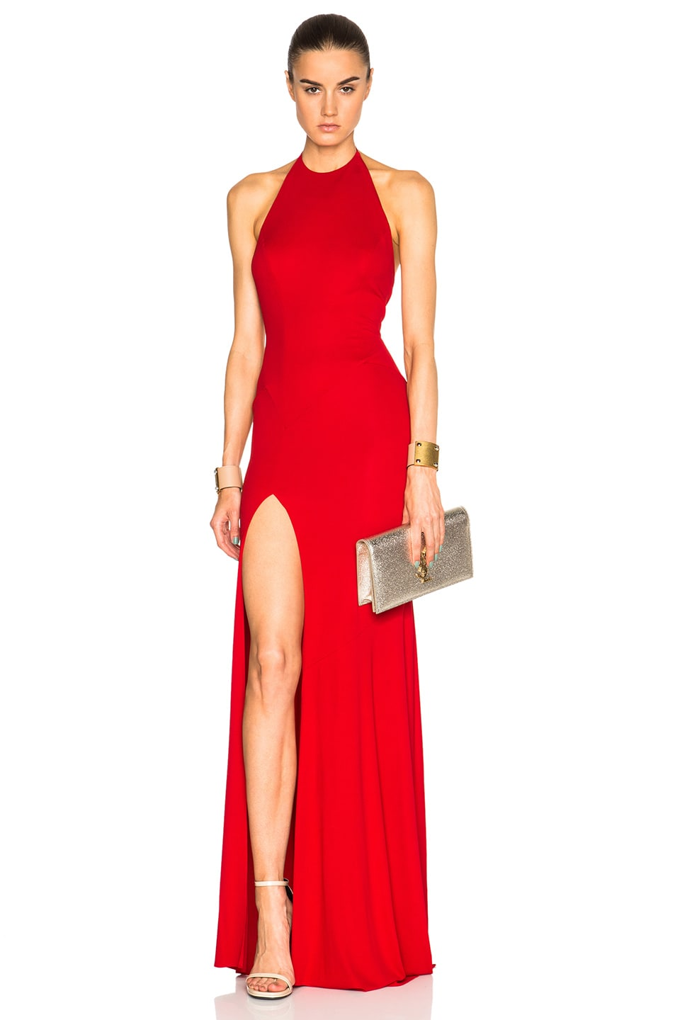 Image 1 of Alexandre Vauthier Gown in Red