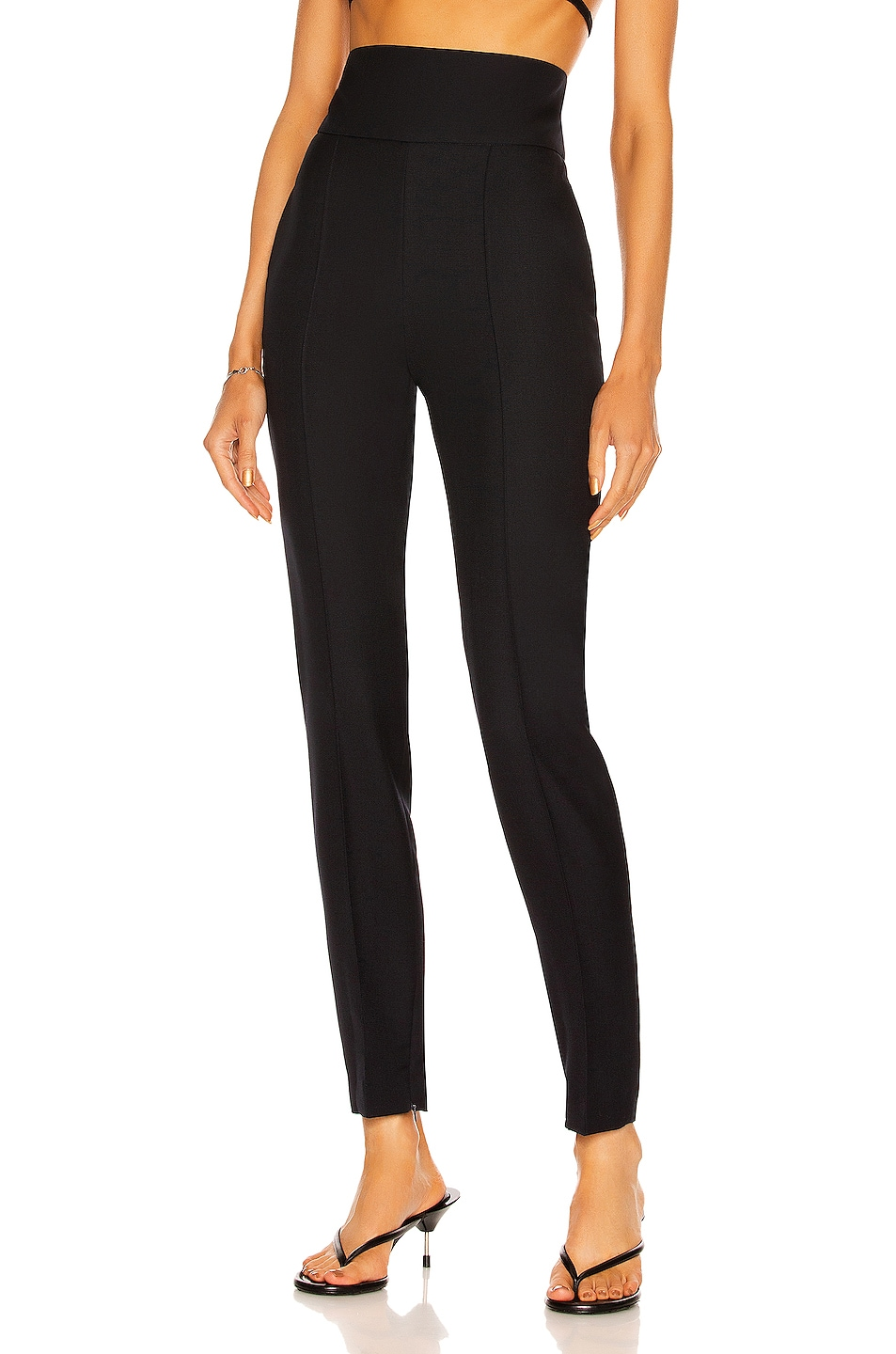 Image 1 of Alexandre Vauthier Tailored Pant in Navy