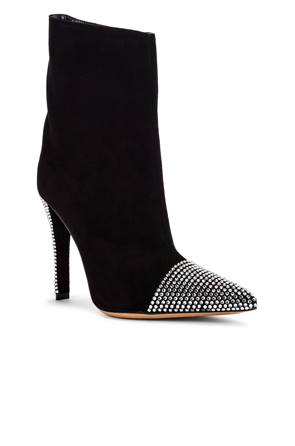 Image 2 of Alexandre Vauthier Christie Boot in Black
