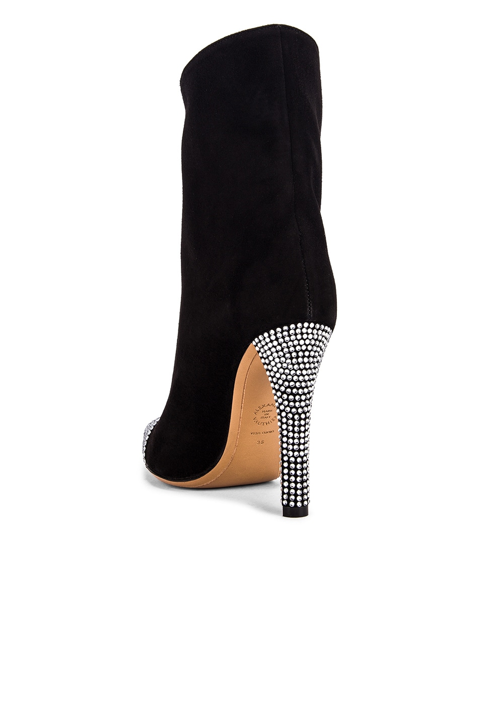 Image 3 of Alexandre Vauthier Christie Boot in Black