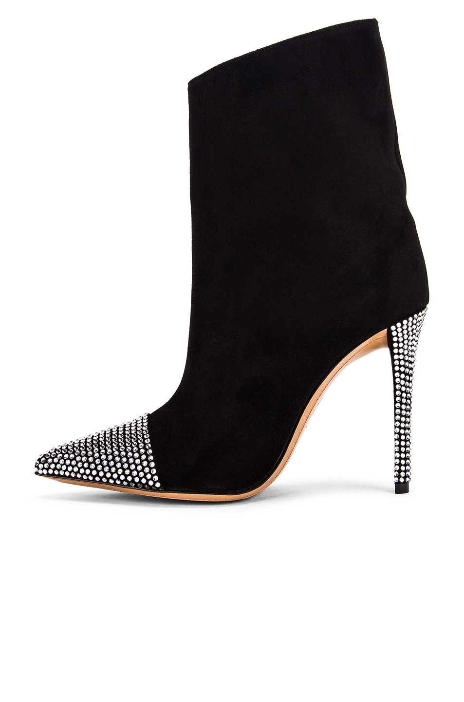 Image 5 of Alexandre Vauthier Christie Boot in Black