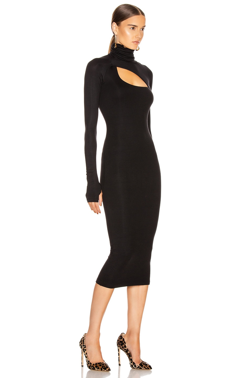 Image 2 of ALIX NYC Clarkson Dress in Black