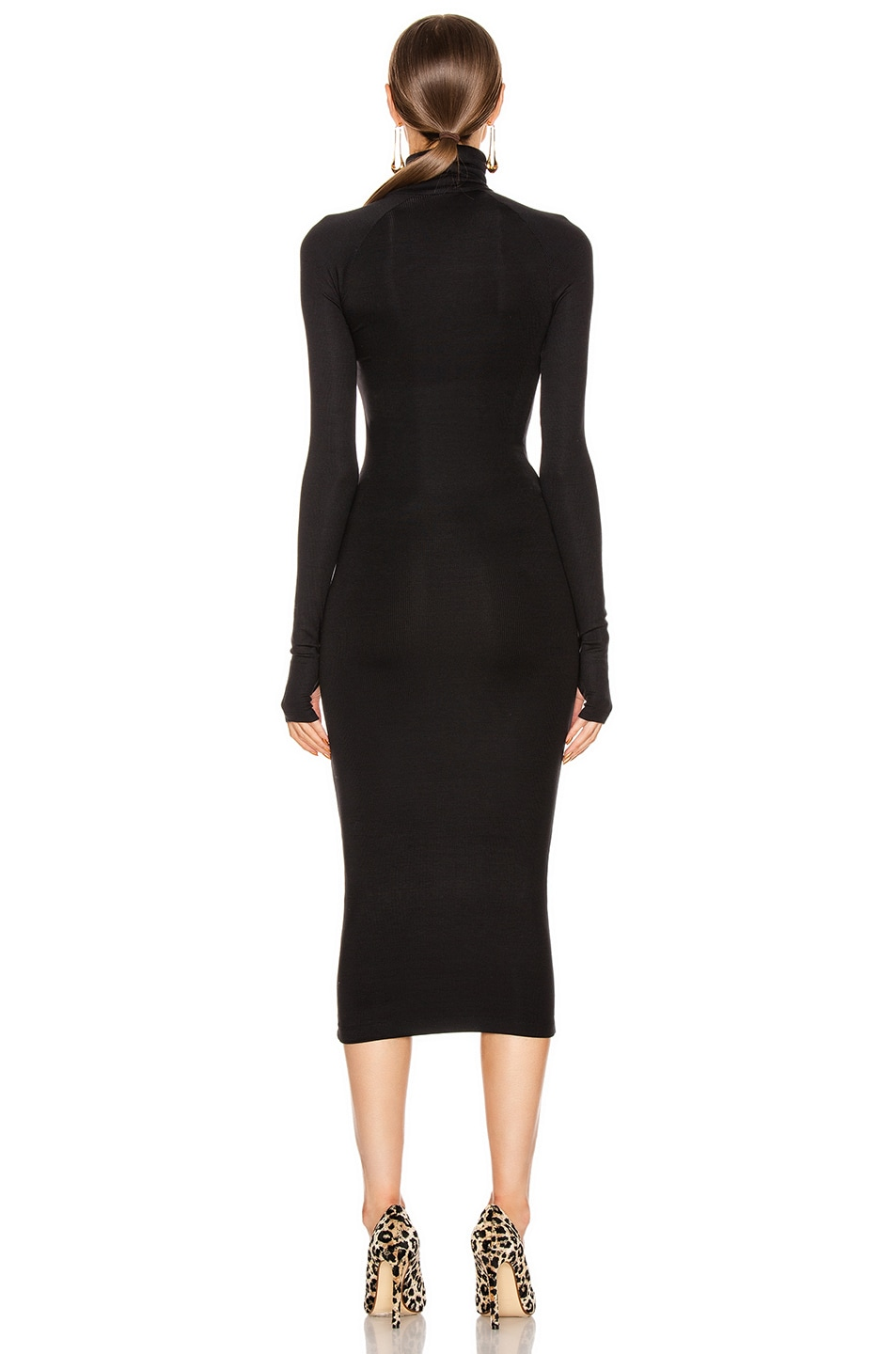 Image 3 of ALIX NYC Clarkson Dress in Black
