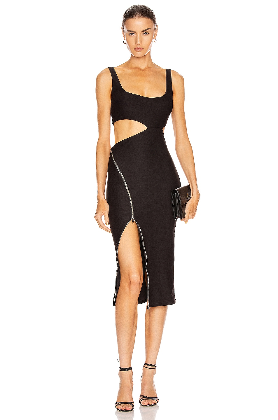 Image 1 of ALIX NYC Meadow Dress in Black