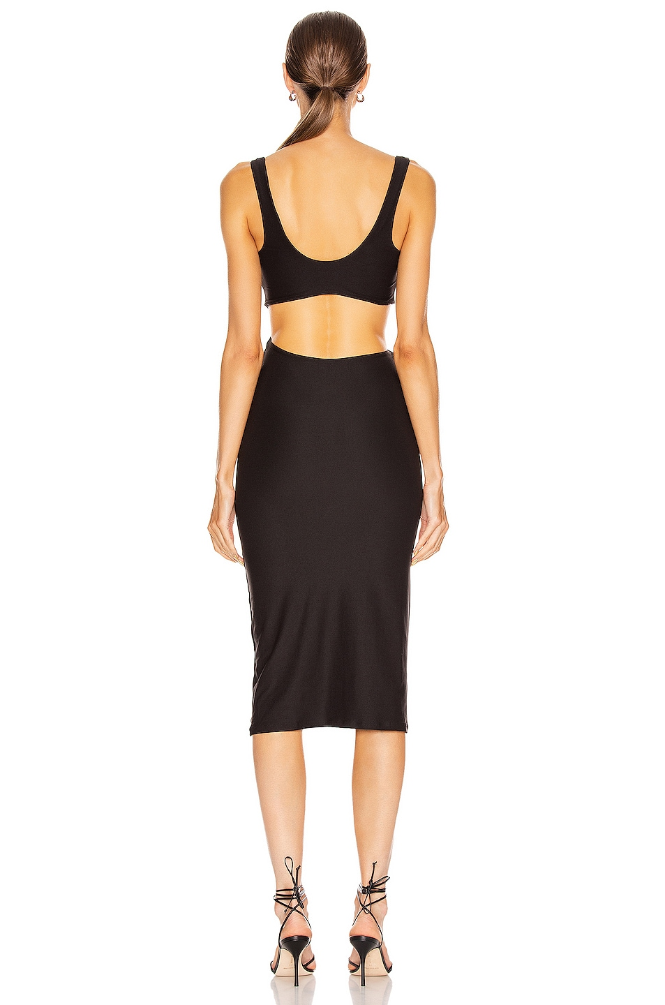 Image 4 of ALIX NYC Meadow Dress in Black