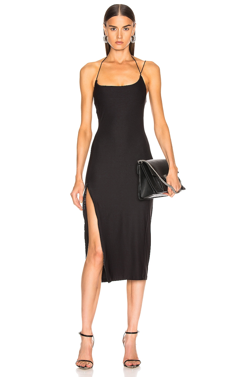 Alix ALIX KENMARE DRESS IN BLACK