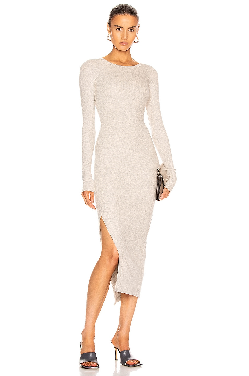 Image 1 of ALIX NYC Lester Dress in Natural