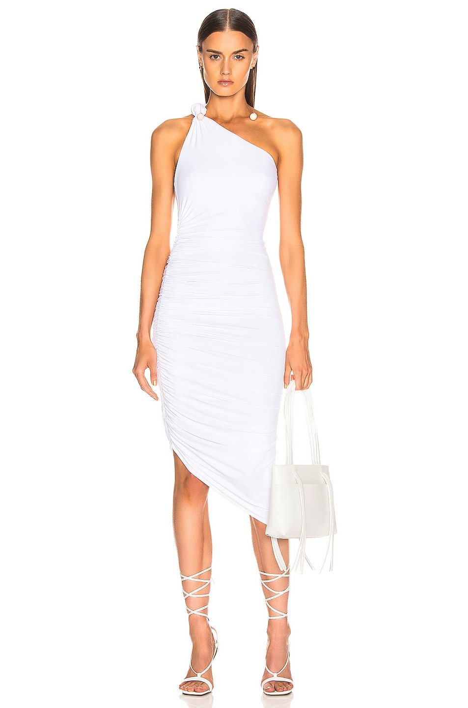Image 1 of ALIX NYC Celeste Dress in White