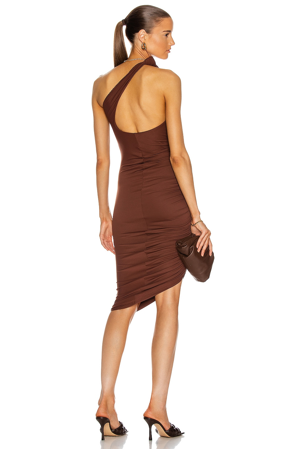 Image 1 of ALIX NYC Celeste Dress in Cocoa