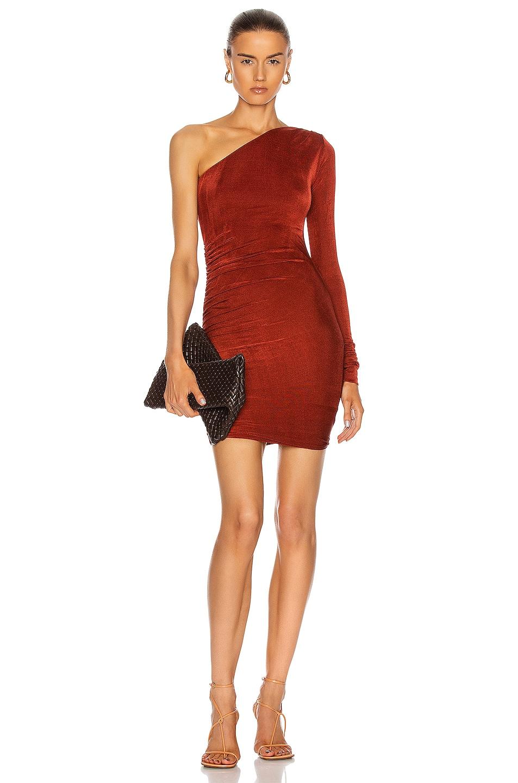 Image 1 of ALIX NYC Jordan Dress in Cayenne