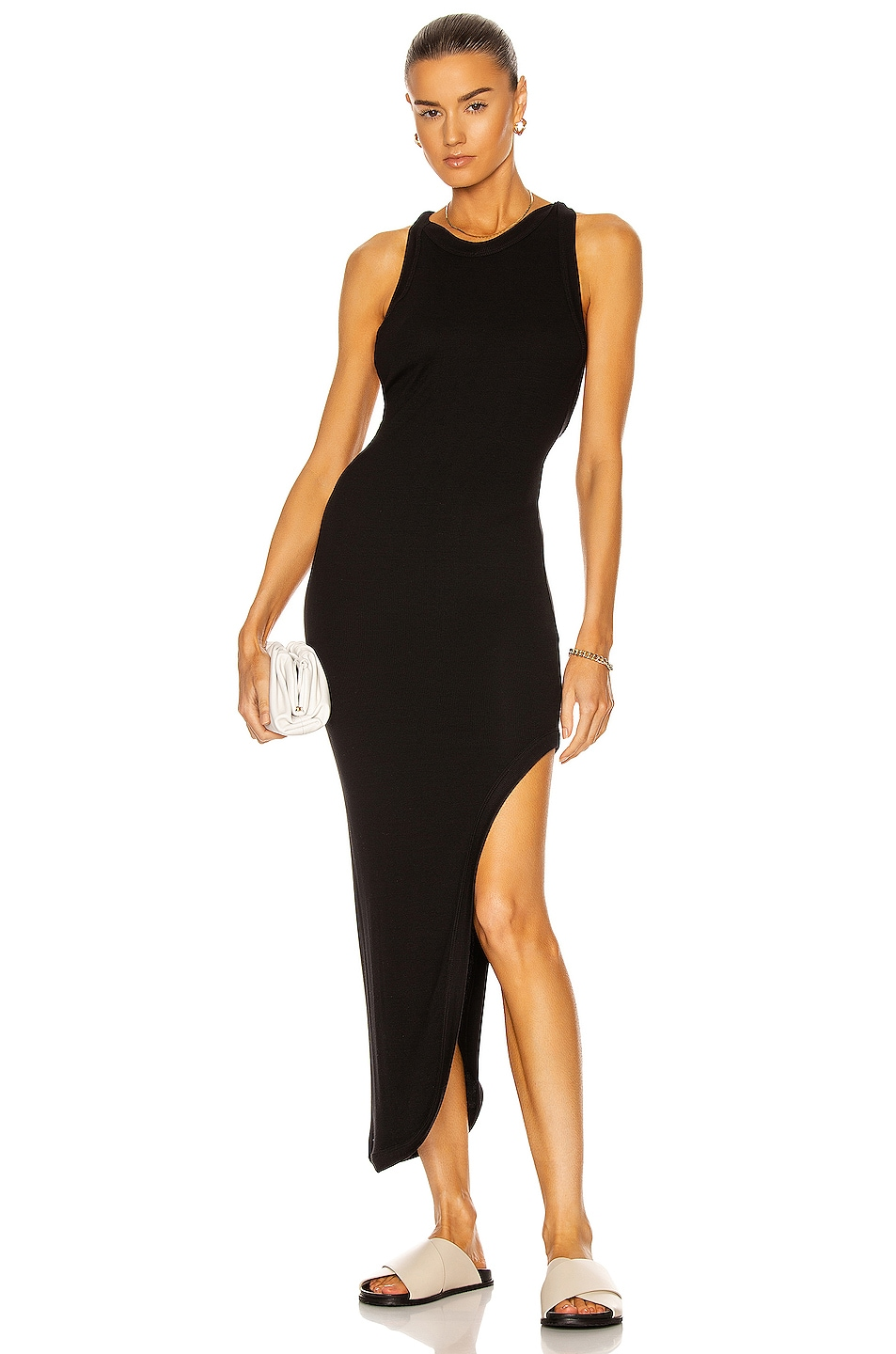 Image 1 of ALIX NYC Minetta Dress in Black