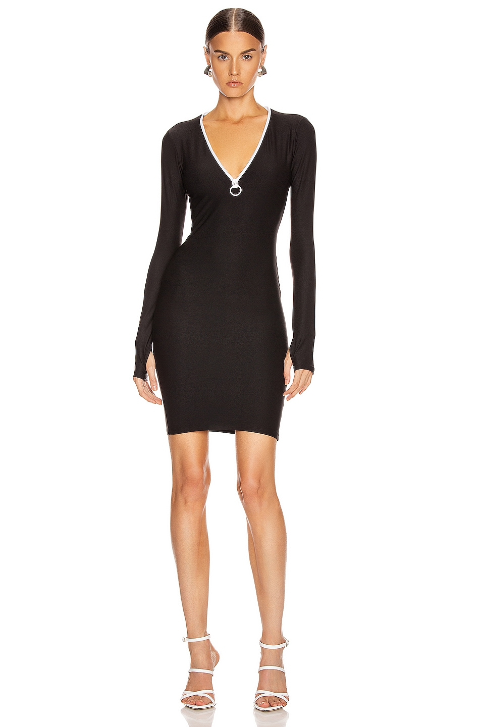 Image 1 of ALIX NYC Snyder Dress in Black