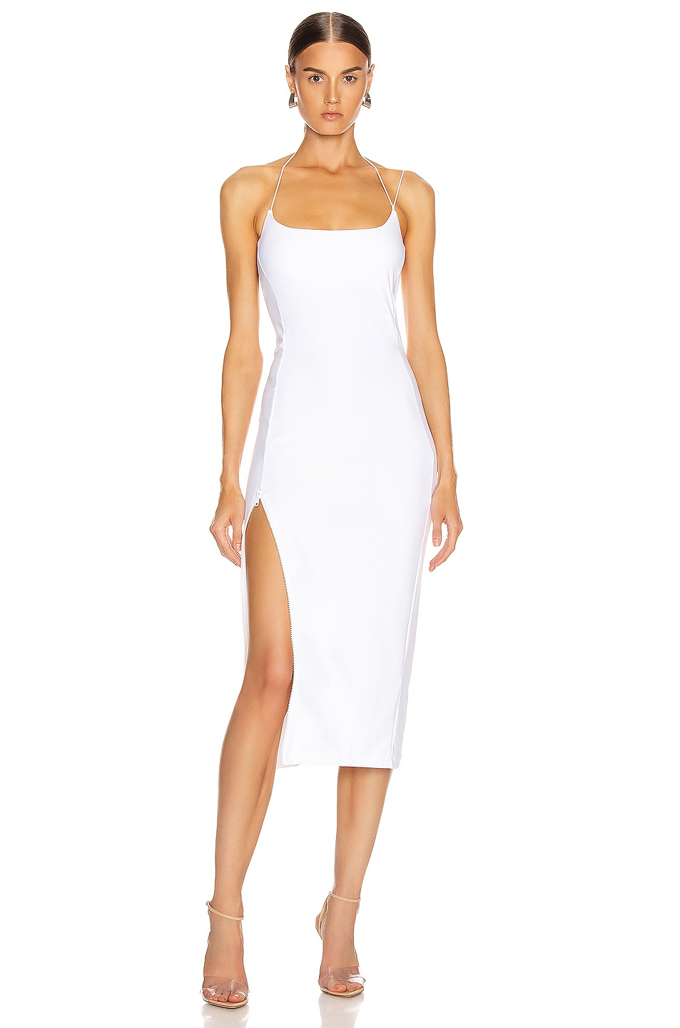 Image 1 of ALIX NYC Kenmare Dress in White