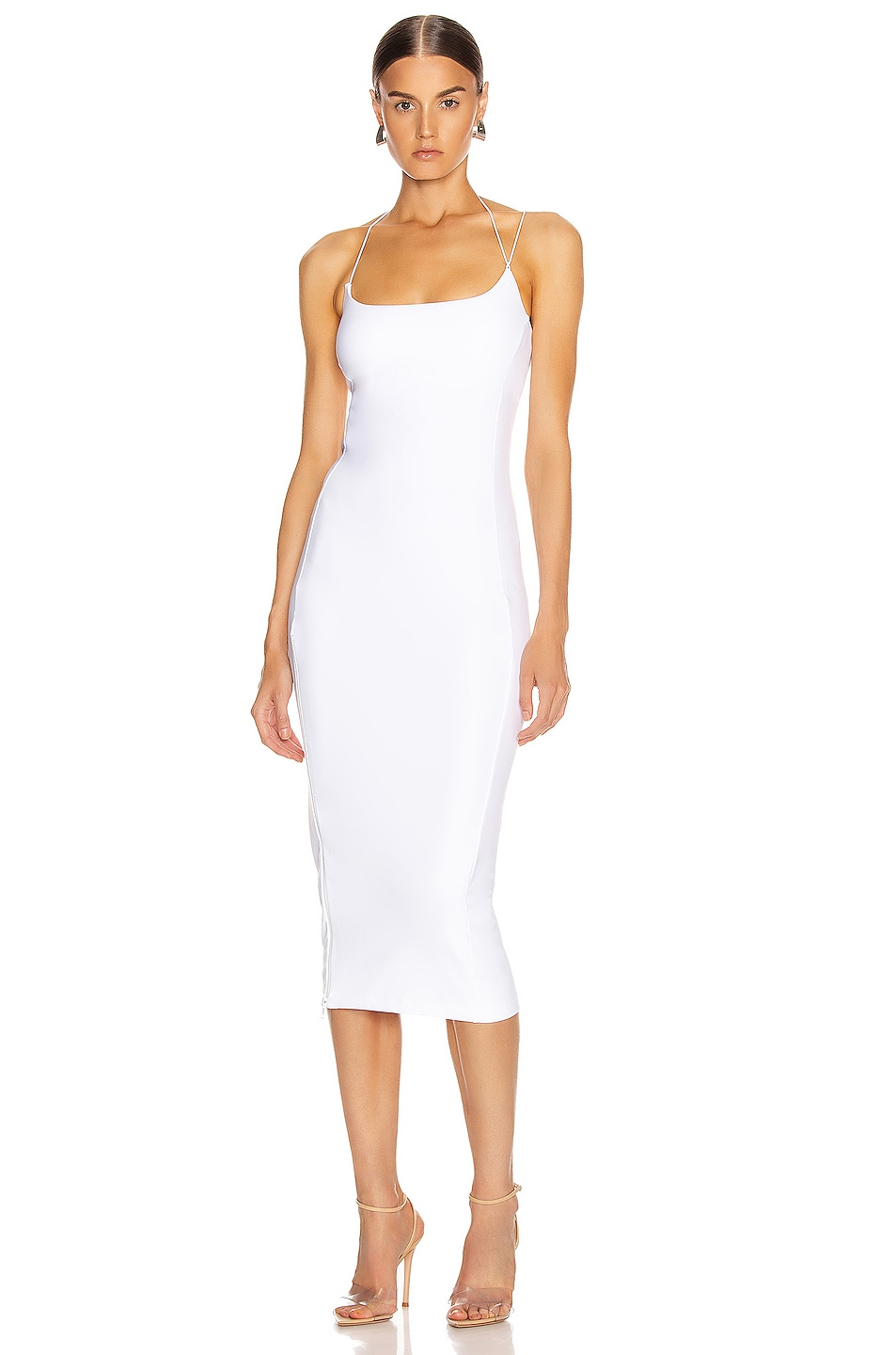 Image 2 of ALIX NYC Kenmare Dress in White