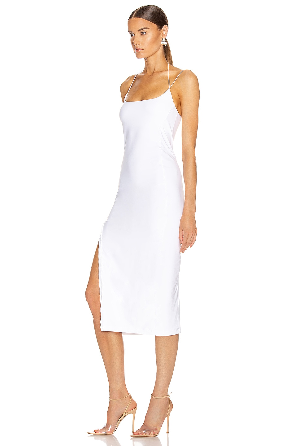 Image 4 of ALIX NYC Kenmare Dress in White