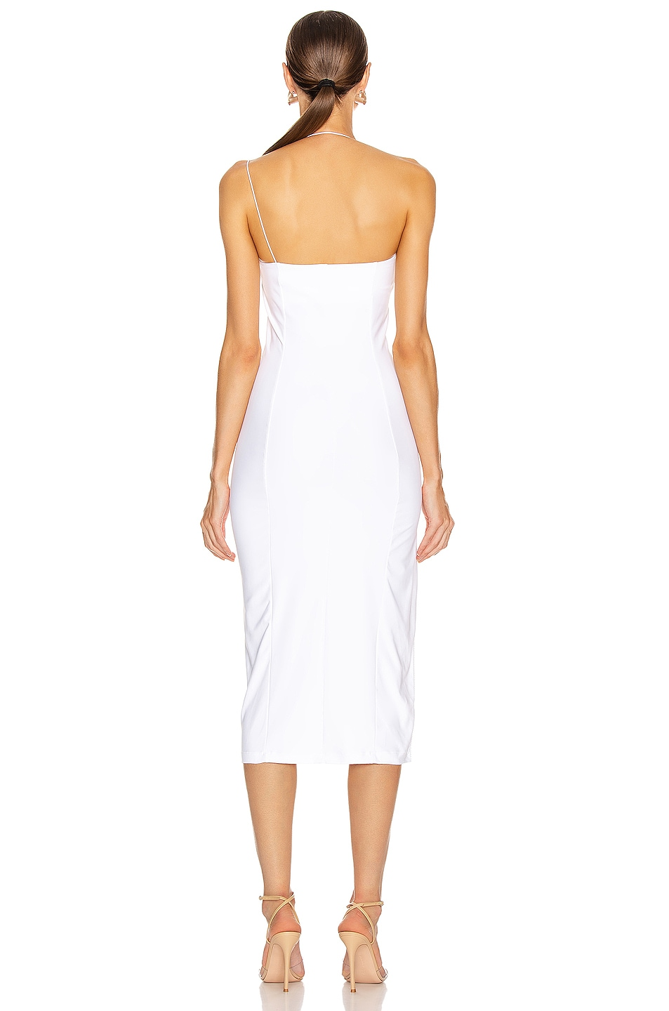Image 5 of ALIX NYC Kenmare Dress in White