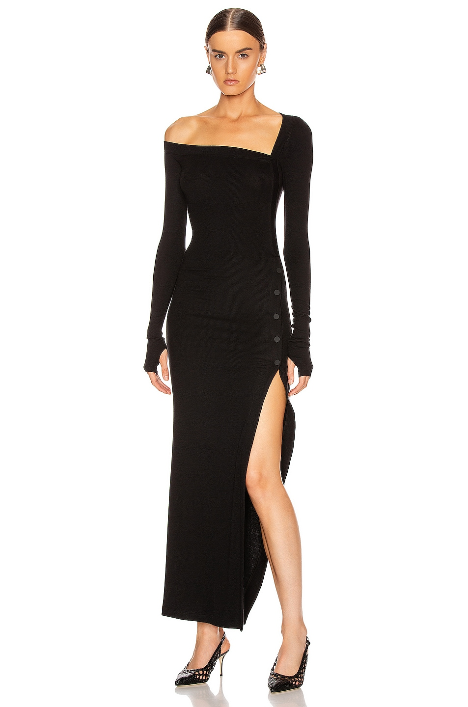 Image 1 of Alix Morris Dress in Black
