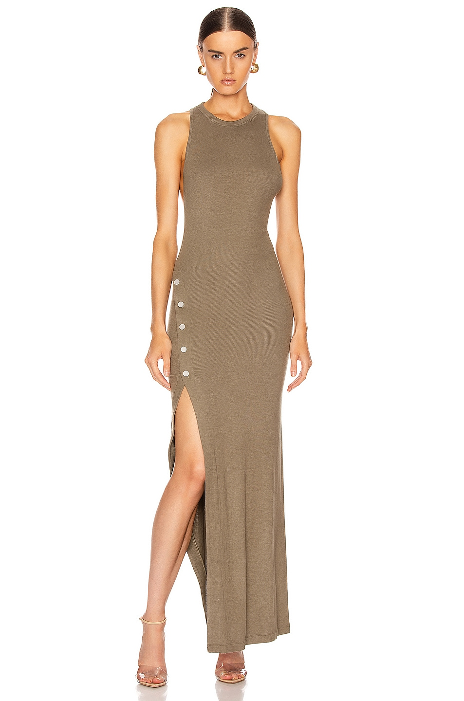 Image 1 of ALIX NYC Beekman Dress in Army