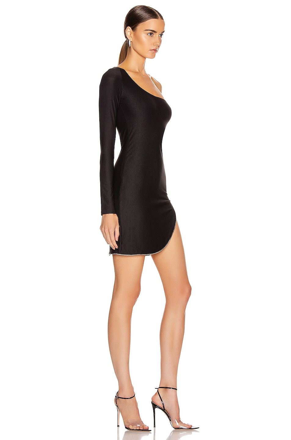 Image 3 of ALIX NYC Ainslie Dress in Black