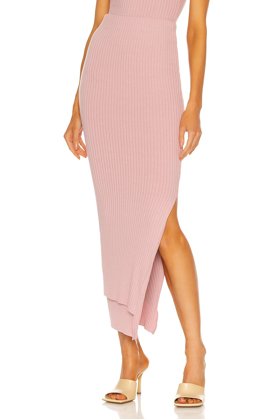 Image 1 of ALIX NYC Melrose Skirt in Orchid