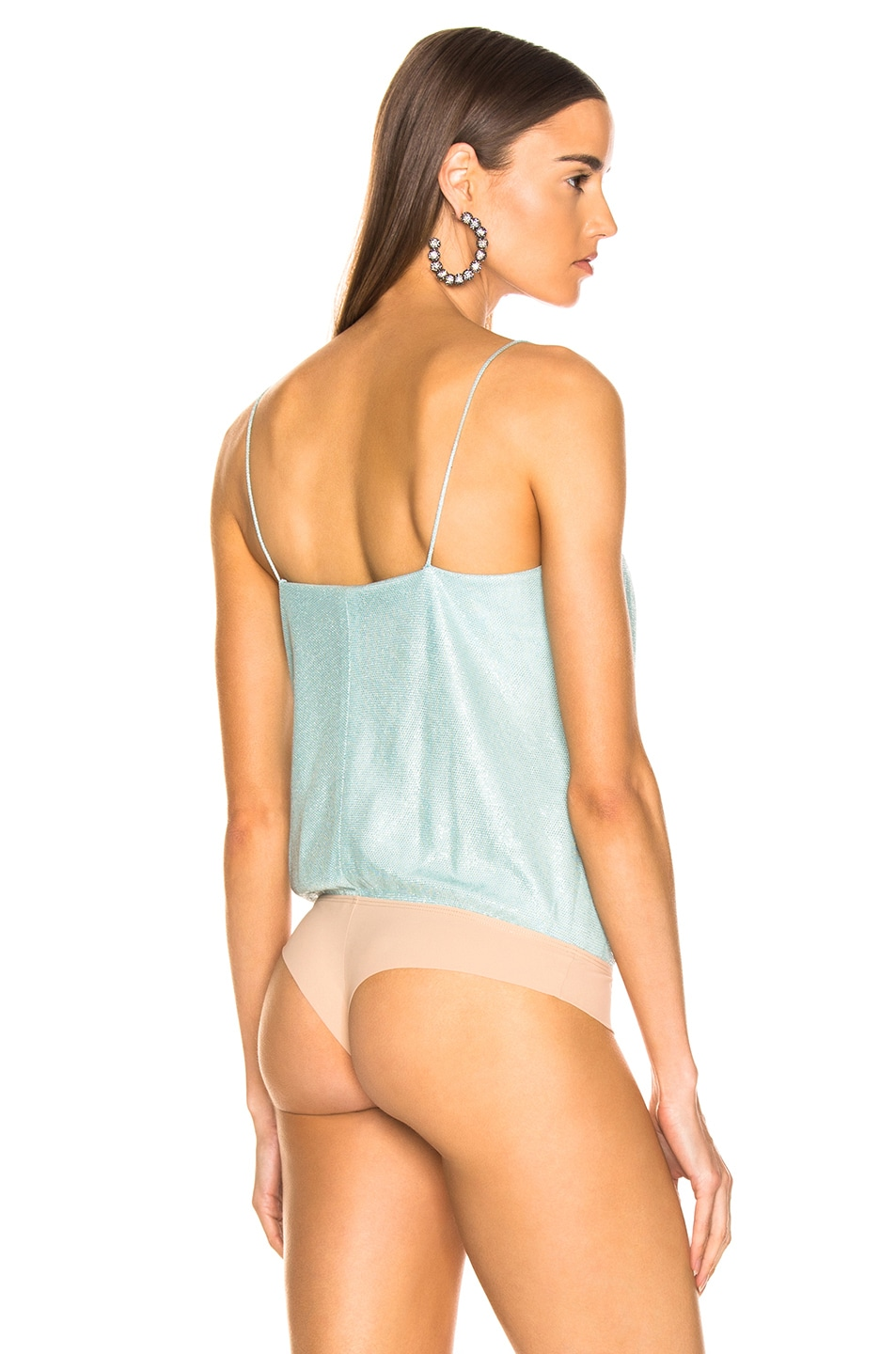Image 4 of ALIX NYC Dean Bodysuit in Frost