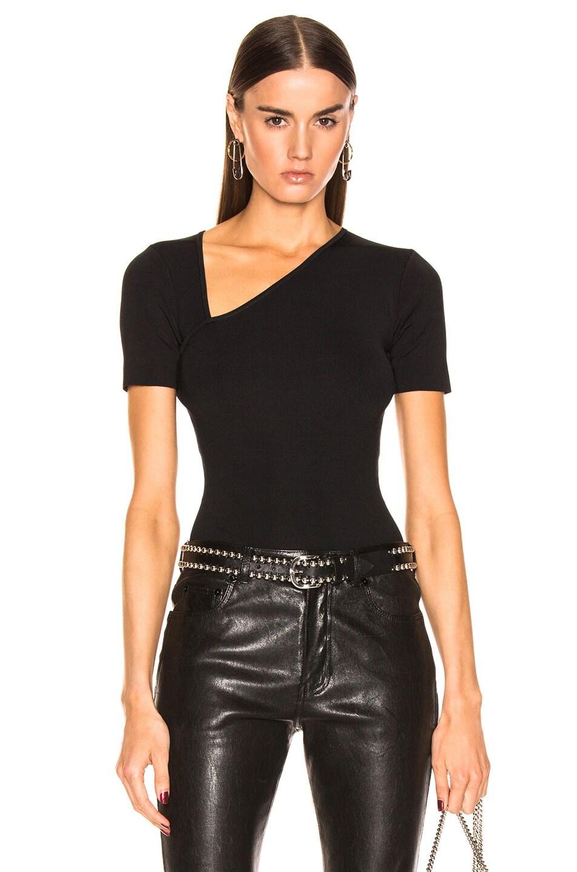 Image 1 of Alix Mitchell Bodysuit in Black