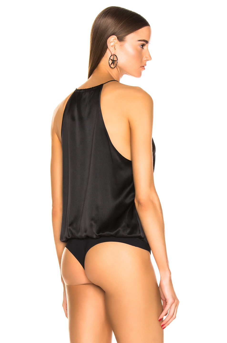 Image 4 of Alix Bassett Bodysuit in Black
