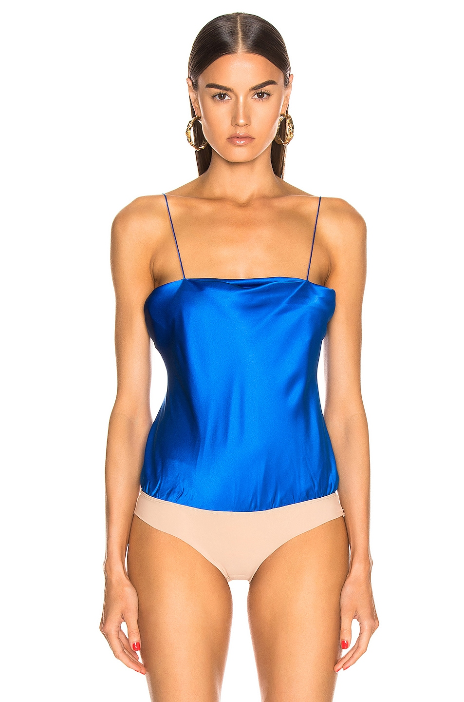 Image 2 of ALIX NYC Dean Bodysuit in Cobalt
