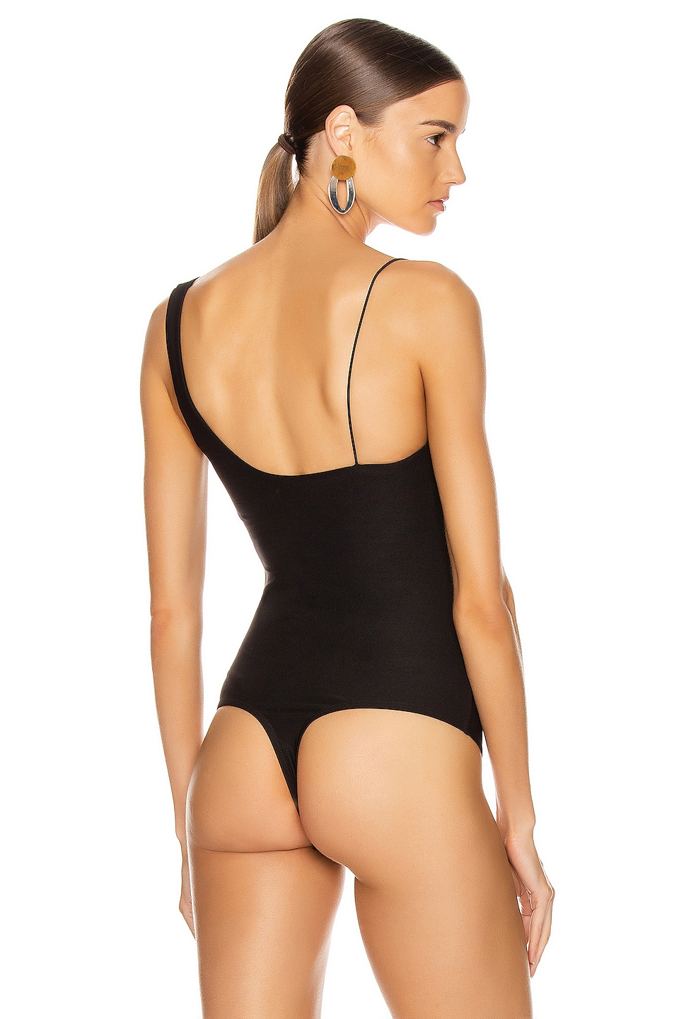 Image 4 of Alix Gracie Bodysuit in Black