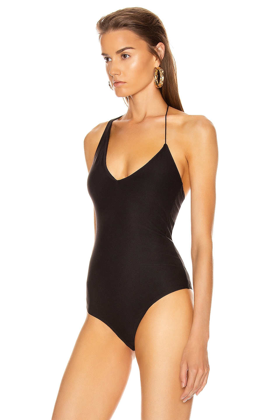 Image 4 of ALIX NYC Bijou Bodysuit in Black