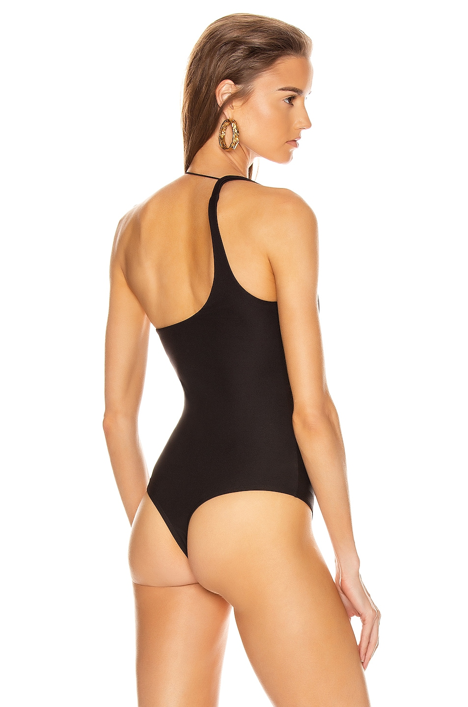 Image 5 of ALIX NYC Bijou Bodysuit in Black