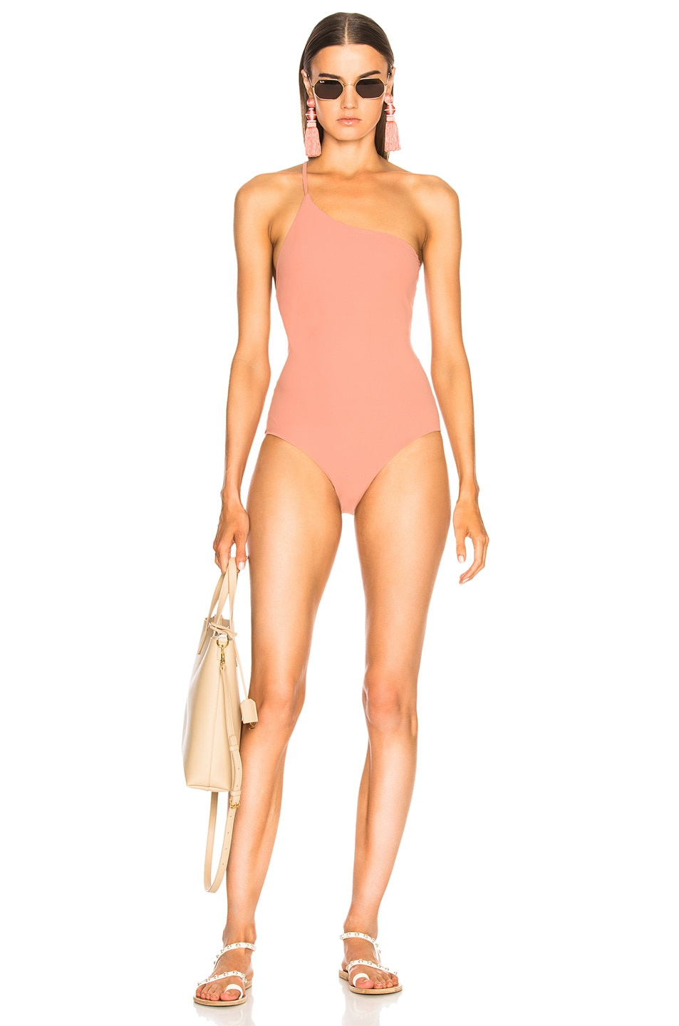 Alix Seville Swimsuit in Pink