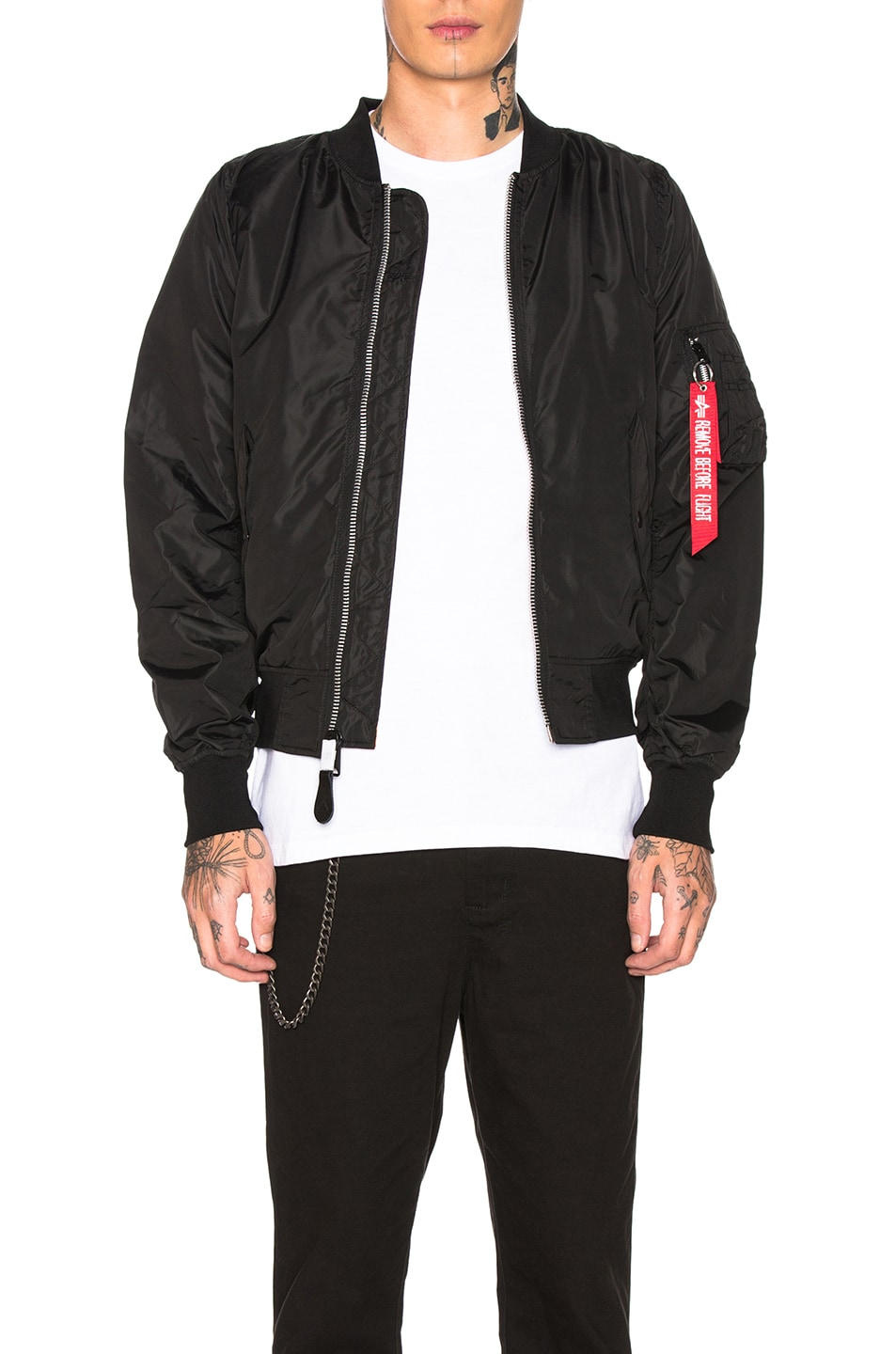Image 1 of ALPHA INDUSTRIES L-2B Scout in Black