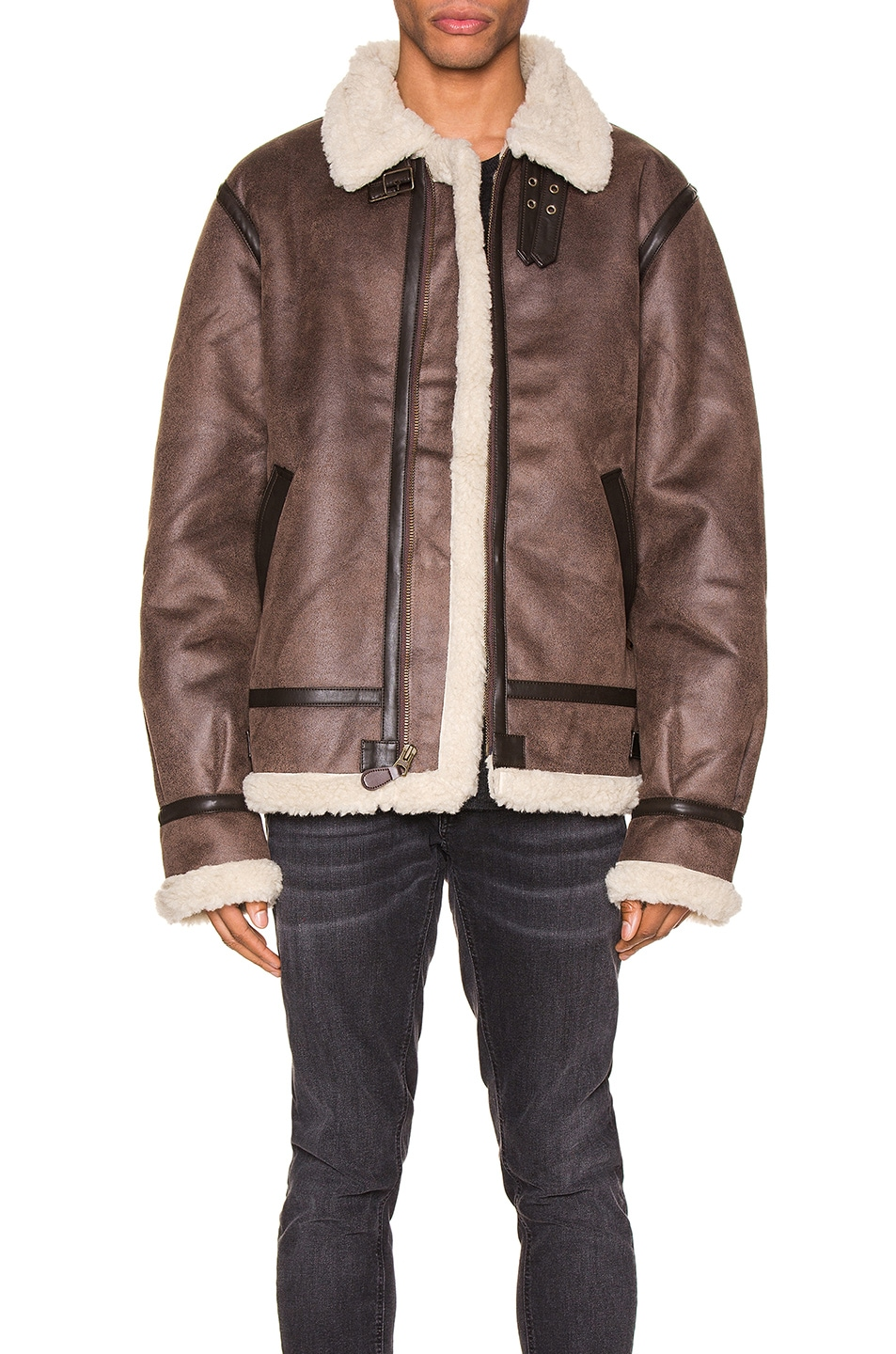Alpha Industries B-3 Sherpa Mod